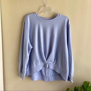 [Banana Republic] Lilac Pullover Sweatshirt